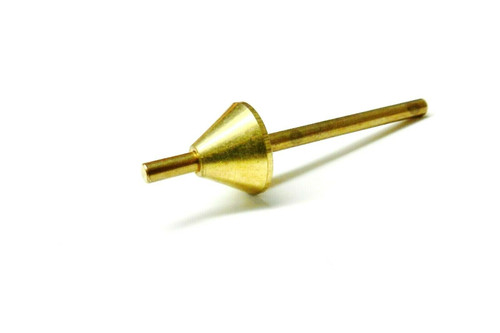 Sprue Former Brass Mandrel for Jewelry Mold Making & Wax Injection Casting Tool