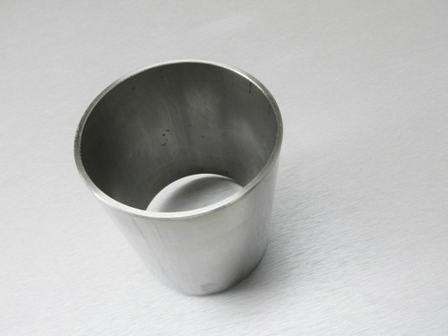 "Casting Flask Investment 3-1/2"" x 3"" Casting Ring 1/8"" Thickness Stainless"