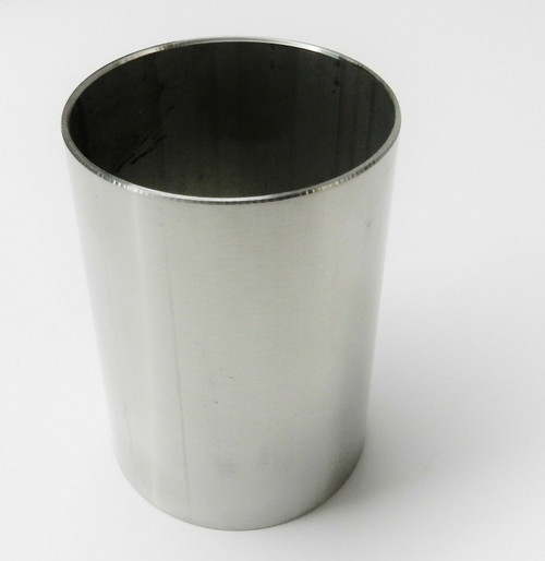 "Casting Flask 3"" x 5-1/2"" H 1/8"" Wall Thickness Stainless Centrifugal Casting"
