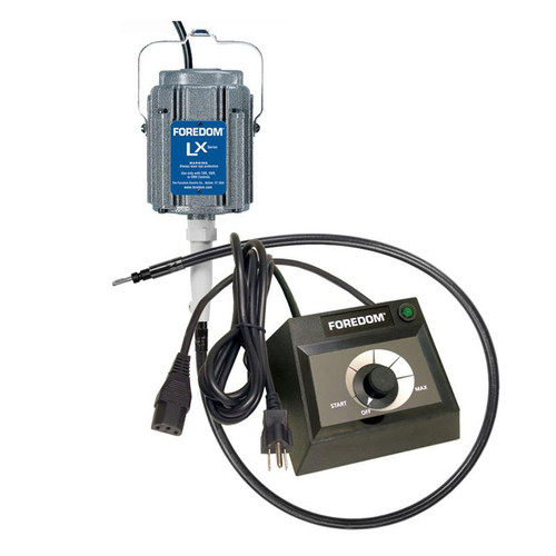 Foredom M.LX Hang-Up Motor with choice of Speed Control