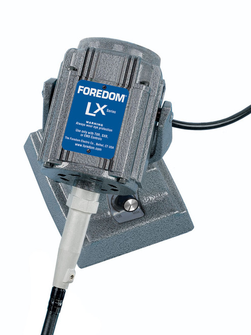 Foredom Bench Motor with Built-in Dial Control, M.LXM
