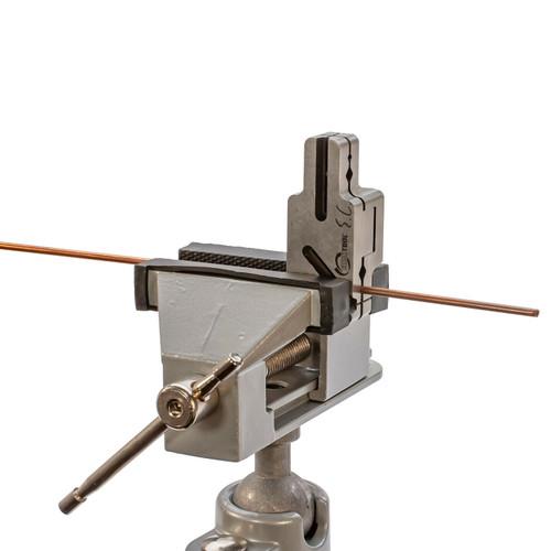 Multi-Angle Cutting Jig Bundle Multi Shape Cutting Jig & Swivel Head Bench Vise