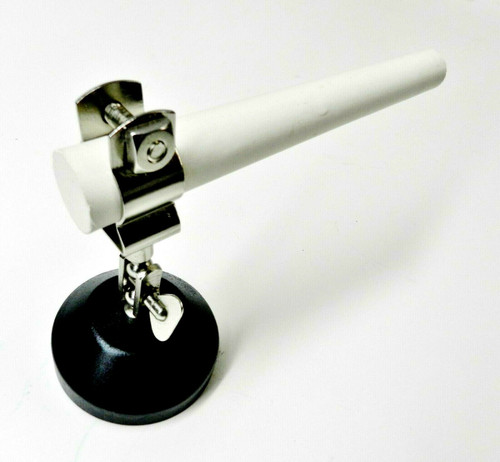 Ceramic Rod Soldering Stand with Base Helping Hand Jewelers tool Solder Rings