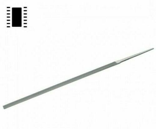 "Vallorbe Grobet Extra Slim Pillar Narrow File Swiss Pattern Files 6"" L Cut #1"