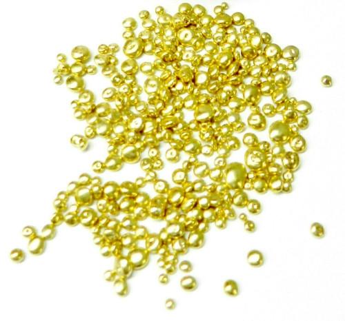 Art Casters Brass Alloy Yellow Casting Grain for Creative Fine Art Castings 8oz.