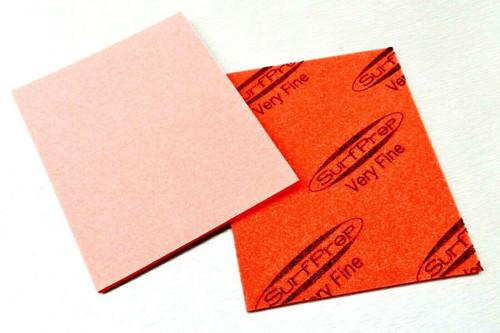 """Sanding Sponge Foam Back Pads 5-1/2"""" x 4-1/4"""" Very Fine By STARCKE - Pack of 5"""