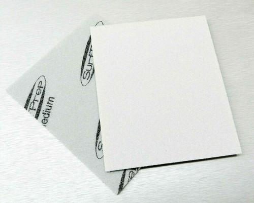 """Sanding Sponge Foam Back Pads 5-1/2"""" x 4-1/4"""" Medium By STARCKE - 5 Pcs"""