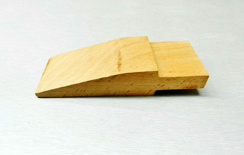 """Bench Pin for Workbench Replacement Part Wooden Bench Pin 5-1/4""""L x 2-1/4""""W"""