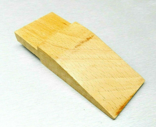 """Bench Pin for Workbench Replacement Part Wooden Bench Pin 6-1/4""""L x 2-1/2""""W"""