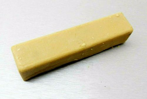 Carnauba Wax Polishing Finishing Compound Wood Working High Luster Finish 2 Bars