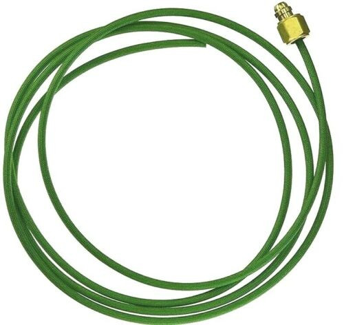 Smith Little Torch Hose for Oxygen Replacement Hose 8 Feet Green with Fittings