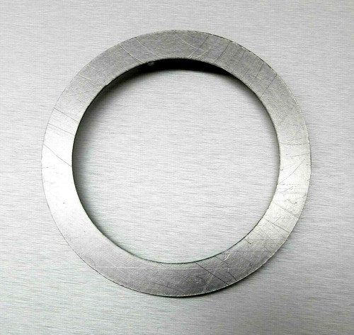 """Graphite Gasket for Vacuum Casting Graphite High-Heat for 3-3/8"""" Diameter Flask"""
