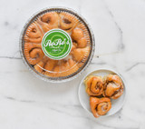 PREORDER:  RoRo's Apple Pie Cinn-A-Rolls, 2 pans  Shipping 9/20!