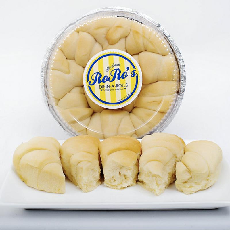 RoRo's Dinn-A-Rolls, 4 pans