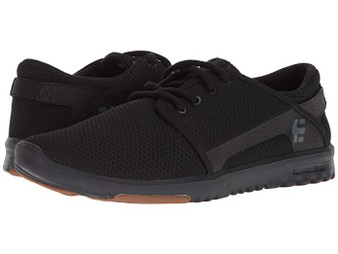 The scout brings the comfort with a breathable mesh upper, a fully-lined interior, an elastic heel support, an STI foam lite level 1 insole, and an exposed STI evolution foam midsole and outsole with rubber pods for durability and traction.