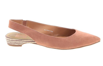 DV8 by Dolce Vita Women Brown Flats (Sz 7)