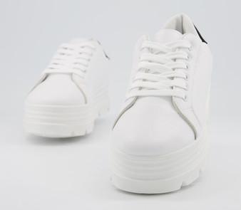 Chunky Platform Shoes (Sz 7)