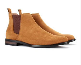These boots provide classic design and can be paired with casual, semi-formal, and formal outfits.
