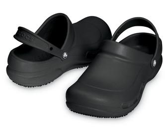 Bistro Clog  Slip Resistant Work Shoe (Sz M6 or W 8)