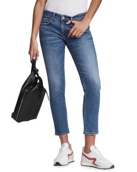 These jeans are rooted in a dedication to craftsmanship, innovation and timeless style.