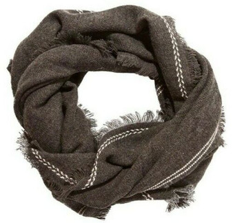 Olive and Pique Blanket Scarf Vintage Inspired **LOLA SCARF**