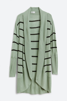 RD Style Sonole Open Drape Cardigan - (Sz Lg)