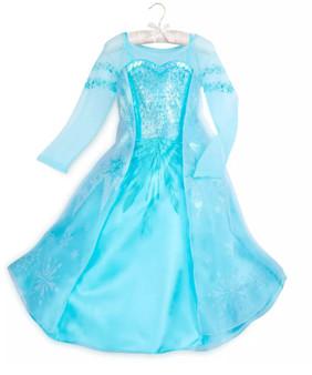 Disney's Frozen Elsa Costume for Kids - (Sz 4)