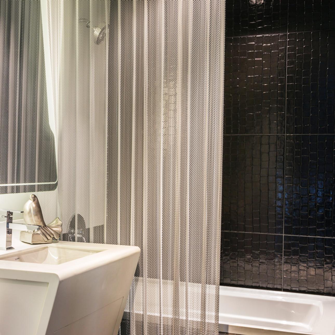 Serenity Shower Divider