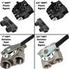 1 cu ft Mechanical Filox 10 System Fleck 2510