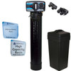 Nitrate/Nitrite Filter Water Softener 1 Cu Ft 50/50 Resin Blend with Fleck 5600