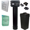 Upgraded 1 cubic Foot (32k) On Demand 2510SXT Whole Home Water Softener with 10% Crosslink Resin