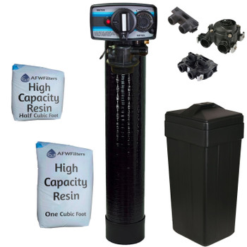 1.5 Cubic Foot (48k max) Water Softener with Fleck 5600