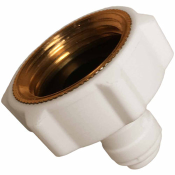 Garden Hose Adapter with 1/4-inch Quick Connect