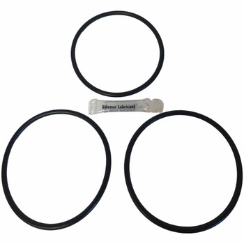 Filter Housing Replacement O-rings with Silicone
