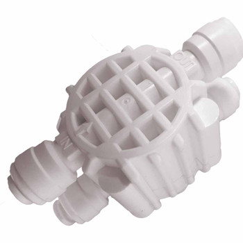 Auto Shut-off Valve with 1/4-inch Quick-connect Fittings