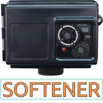 Fleck 2510 Mechanical Metered Softener Control Head