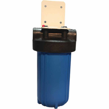 10-inch Single Canister Big Blue Sediment Whole House Filter