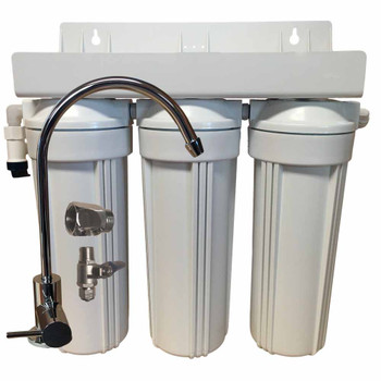3 Stage 10-inch Drinking Water Filter
