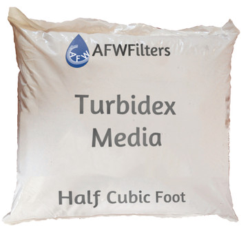 Turbidex Media - 0.5 cu ft