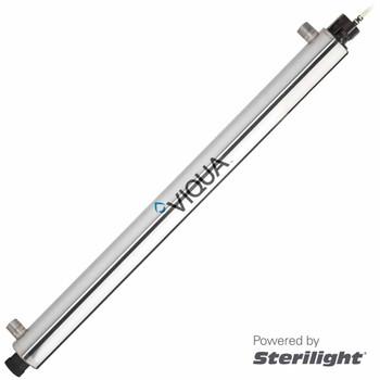 Viqua Sterilight 7.0 GPM UV SV8Q-PA NSF 55 Class B System