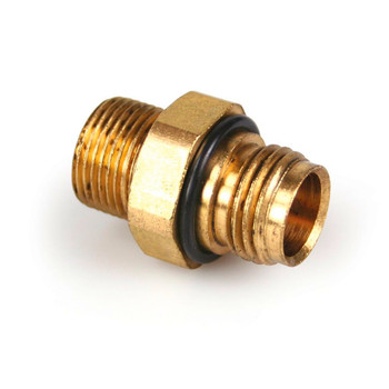 Brine Fitting BLFC Brass For Fleck 5600 ( Fleck Part 13244)