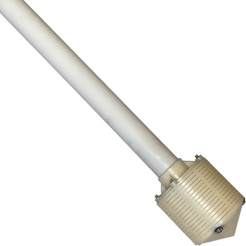 "Riser Tube 1.050"" x 54"" with Stacked Distributor Basket"