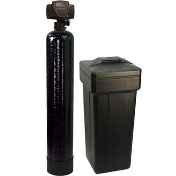 32k Water Softener with High Efficiency SST-60 Resin and Fleck 5600SXT Controller