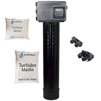 Digital Turbidex 15 Sediment Turbidity Filter Fleck 2510SXT