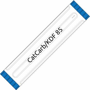 Big Blue 20-inch Catalytic Carbon/5# KDF 85 Filter