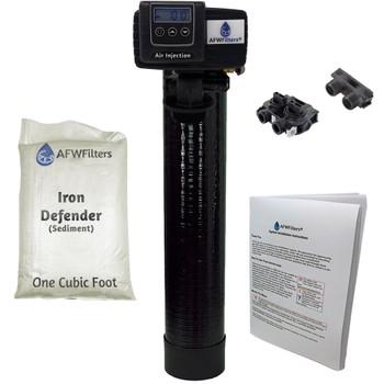 Iron Defender Air Injection AIID10 Fleck 5600SXT Iron Filter