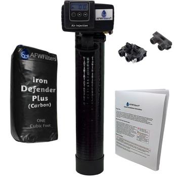 Iron Defender Plus Air Injection AIIDP10 Fleck 5600SXT Iron Filter