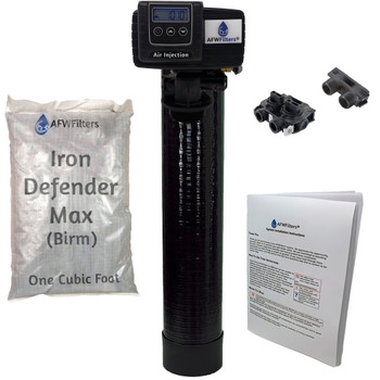 Iron Defender Max Air Injection AIIDM10 Fleck 5600SXT Iron Filter