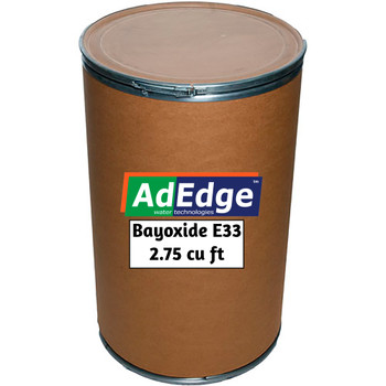 AdEdge Bayoxide E33 Arsenic Media - 2.7 cu. ft.