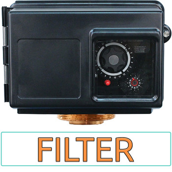 Fleck 2850 Commercial Timer Mechanical Filter Control Head